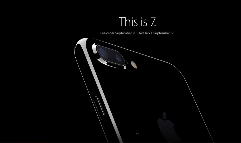 iPhone 7 Kini Tiba
