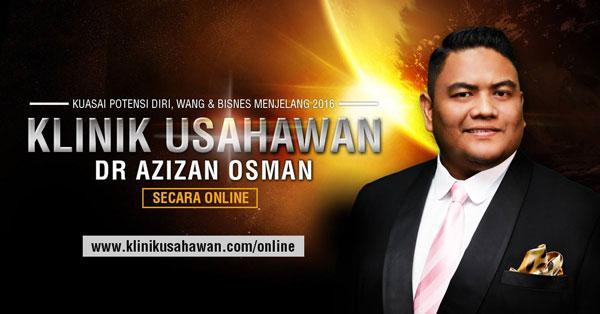UM Denies Awarding Honorary Doctorate To Azizan Osman