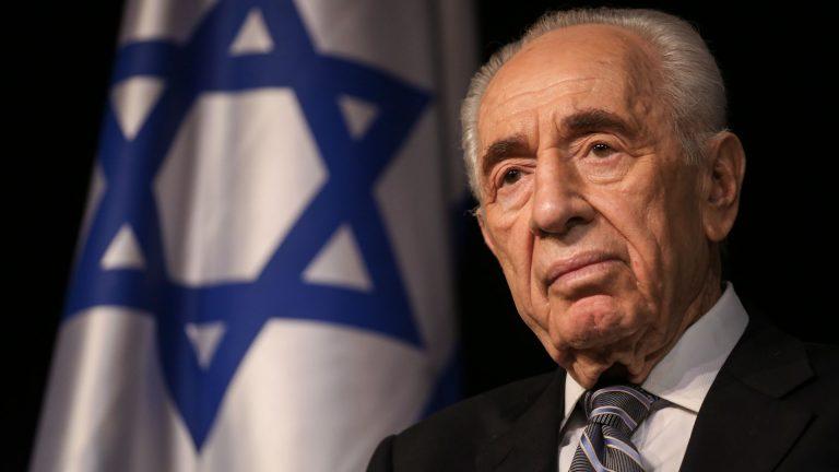 Israel's Ex-president Shimon Peres Dies