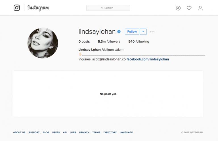 Lindsay Lohan Kini Mualaf?