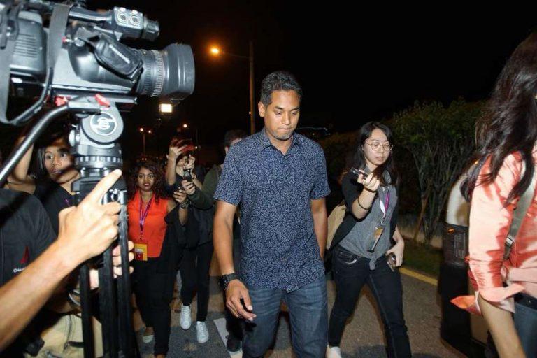 Khairy: BN Akan Terima Kehendak Rakyat   PRU 14