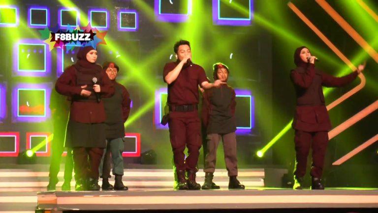 Fitri Haris Juara Gema Gegar Vaganza Musim Kedua, Highlights Konsert Akhir   VIDEO