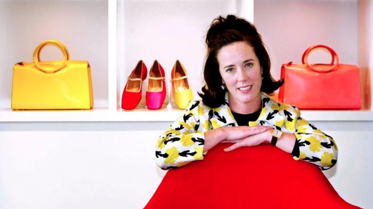 Pereka Fesyen Kate Spade Tinggal Nota Untuk Anak Sebelum Bunuh Diri