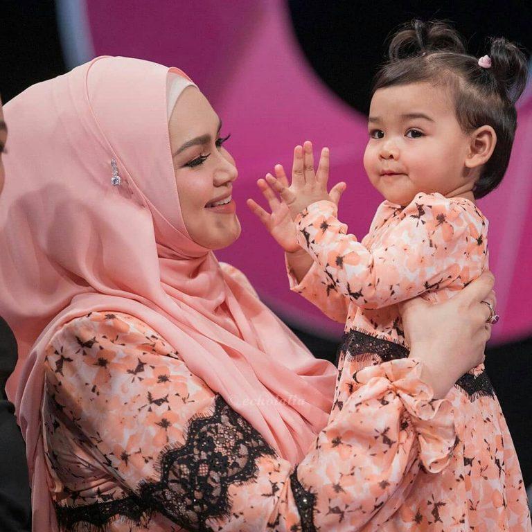 Siti Nurhaliza Mahu Siti Aafiyah Dapat Adik !