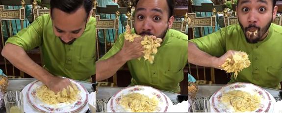 """""""Lapar Perhatian Ke Ni Bro?""""-Netizen"""